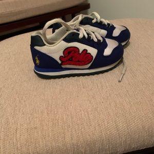 Toddler Ralph Lauren Sneakers